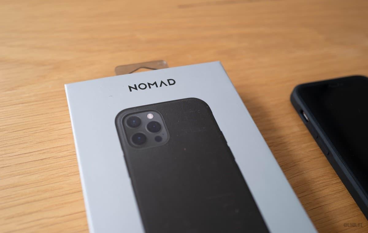 iPhoneケースは「NOMAD」しか考えられない